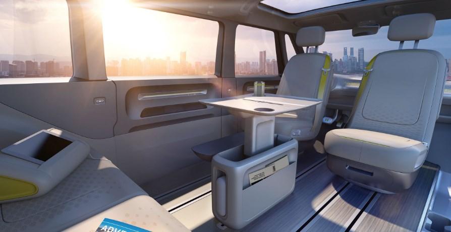 VW Buzz 2020 Interior