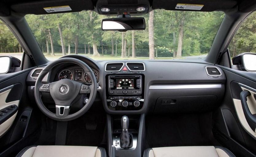 VW Corrado 2020 Interior