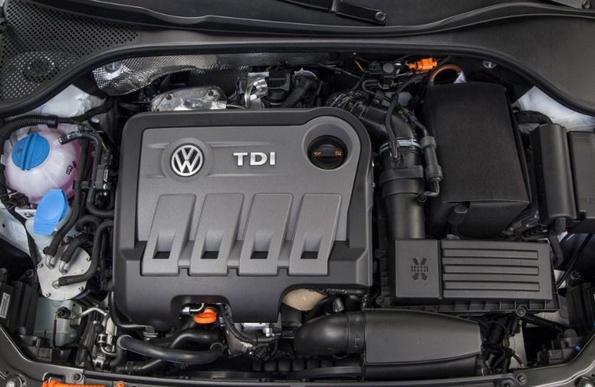 VW Diesel 2020 Engine