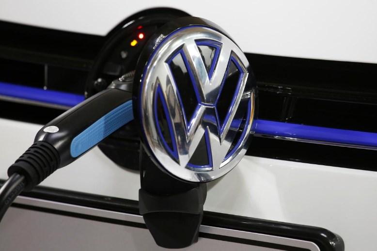 VW Eletrico 2020 Engine
