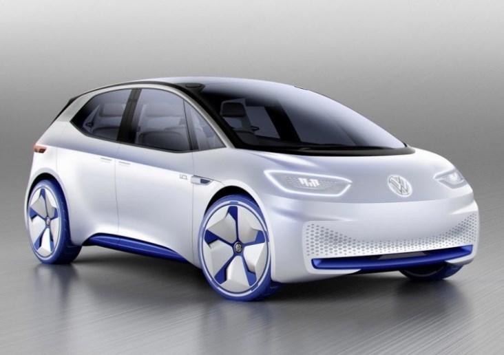 VW Eletrico 2020 Exterior