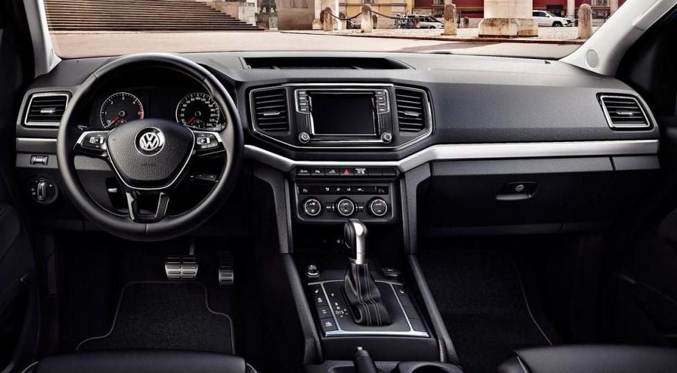 VW Hybrid 2020 Interior