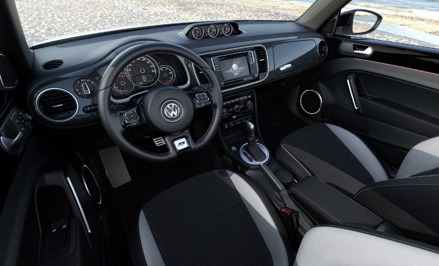 VW Käfer 2020 Interior