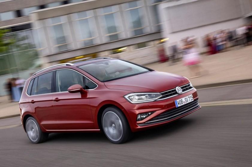 VW Sportsvan 2020 Exterior