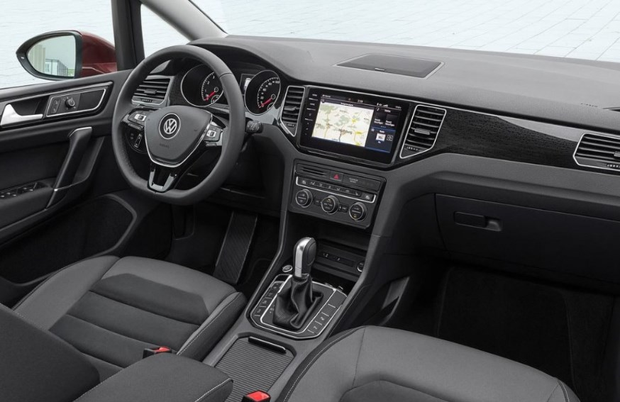 VW Sportsvan 2020 Interior