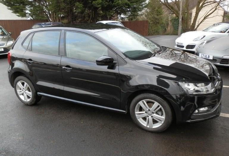 VW TSI 2020 Exterior