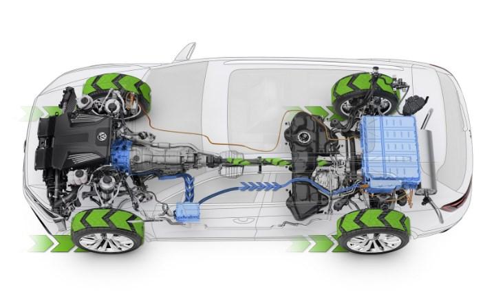 Volkswagen 2020 Concept Engine