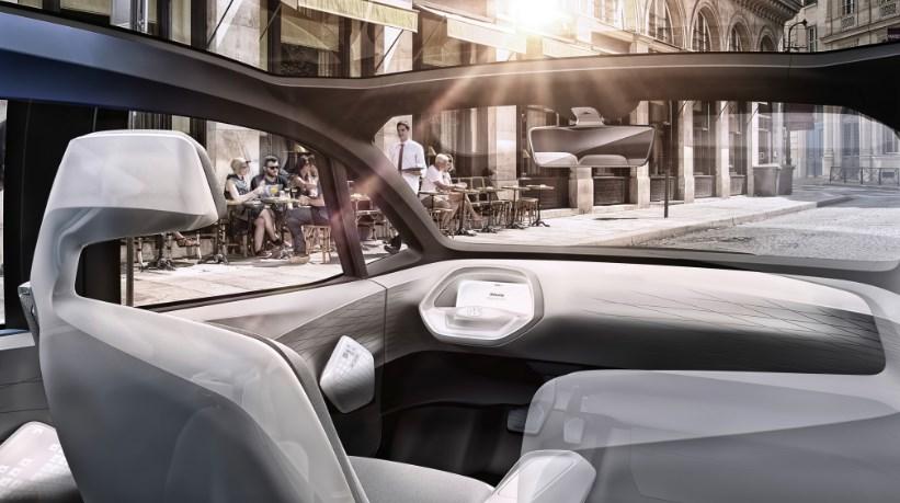 Volkswagen 2020 Concept Interior