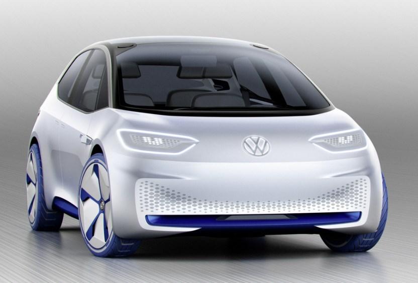 Volkswagen 2020 Electric Car Exterior