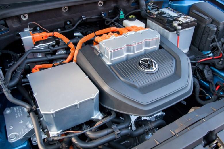 Volkswagen 2020 Electric Engine