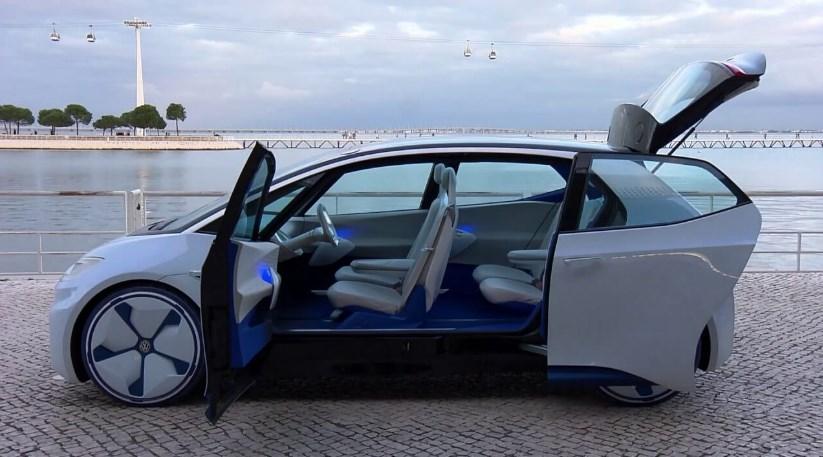 Volkswagen 2020 Electric Interior