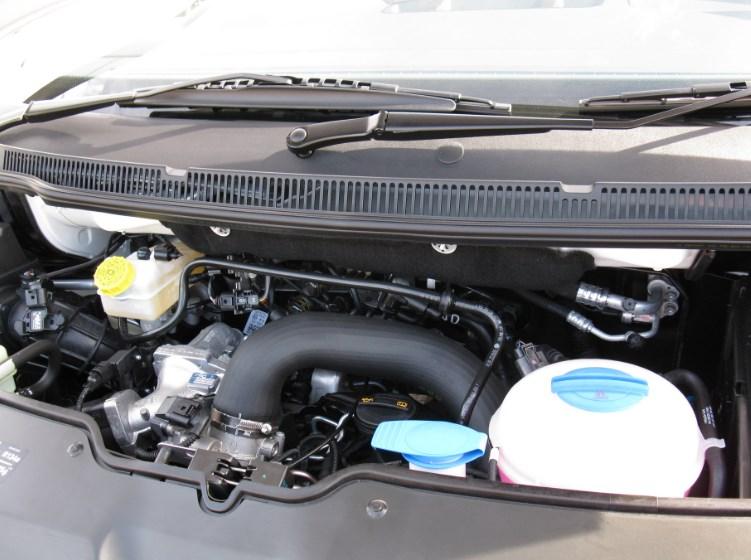 Volkswagen Crafter 2020 Engine