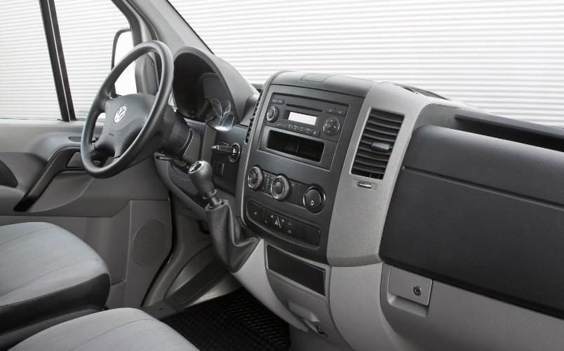 Volkswagen Crafter 2020 Interior