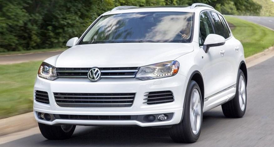 Volkswagen Diesel 2020 Exterior