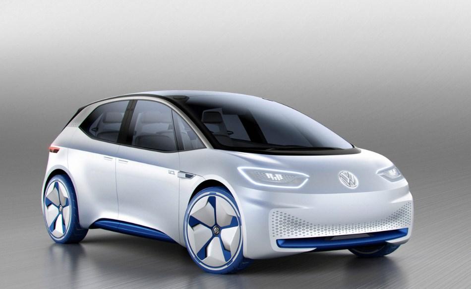 Volkswagen Elektroauto 2020 Exterior