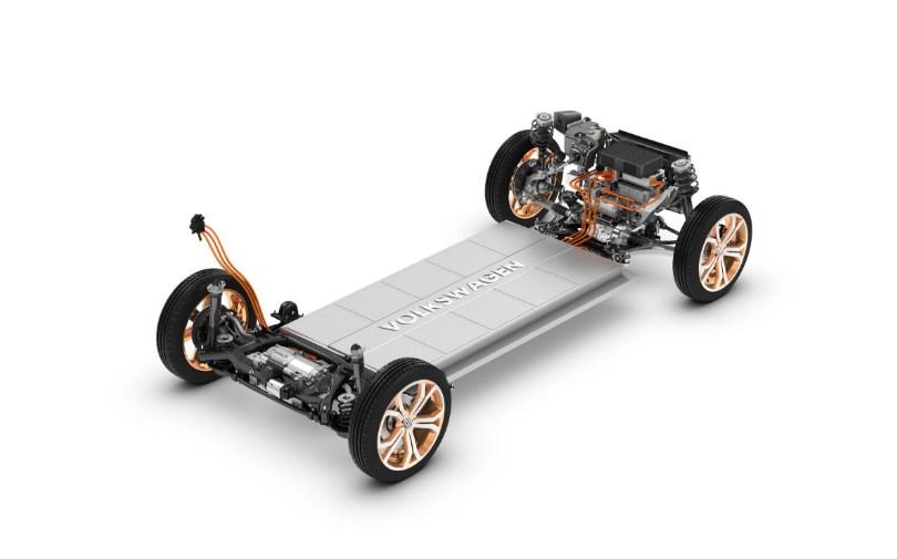 Volkswagen Elettrica 2020 Engine
