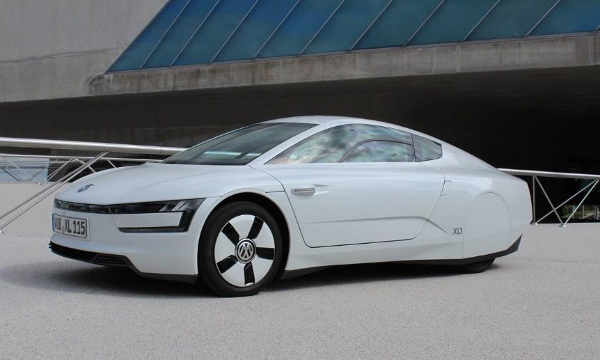 Volkswagen Elettrica 2020 Exterior