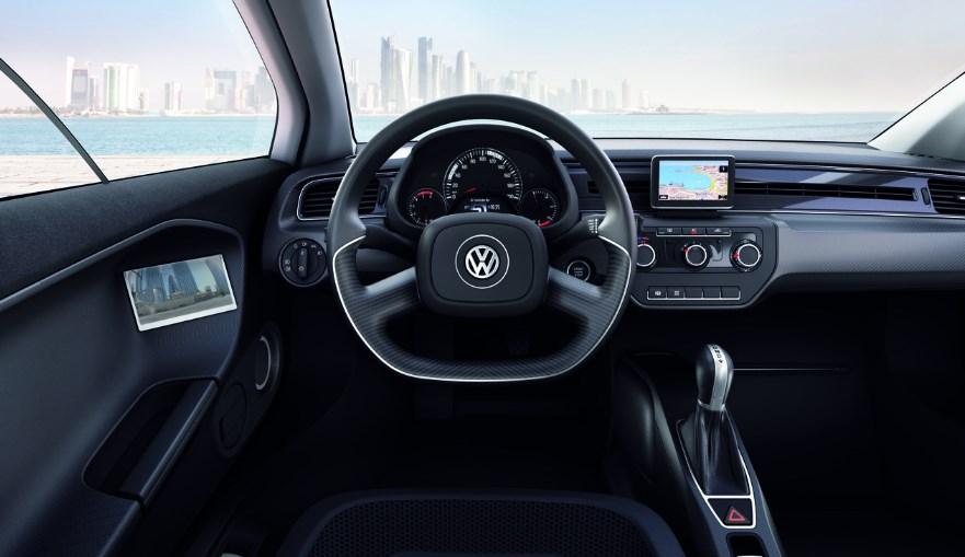 Volkswagen Elettrica 2020 Interior