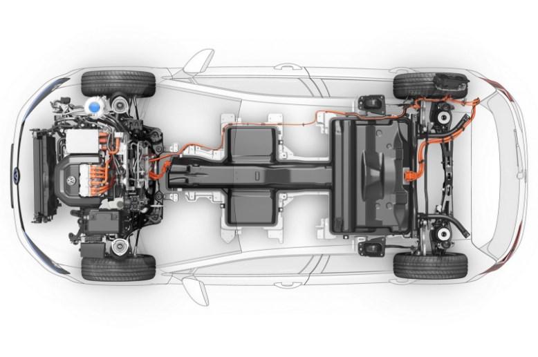 Volkswagen Maggiolino 2020 Engine