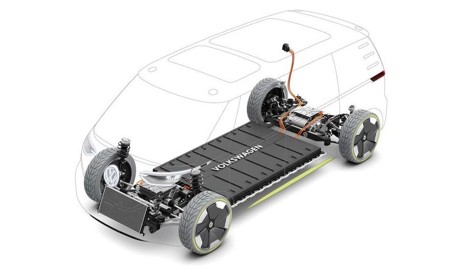 Volkswagen Minivan 2020 Engine