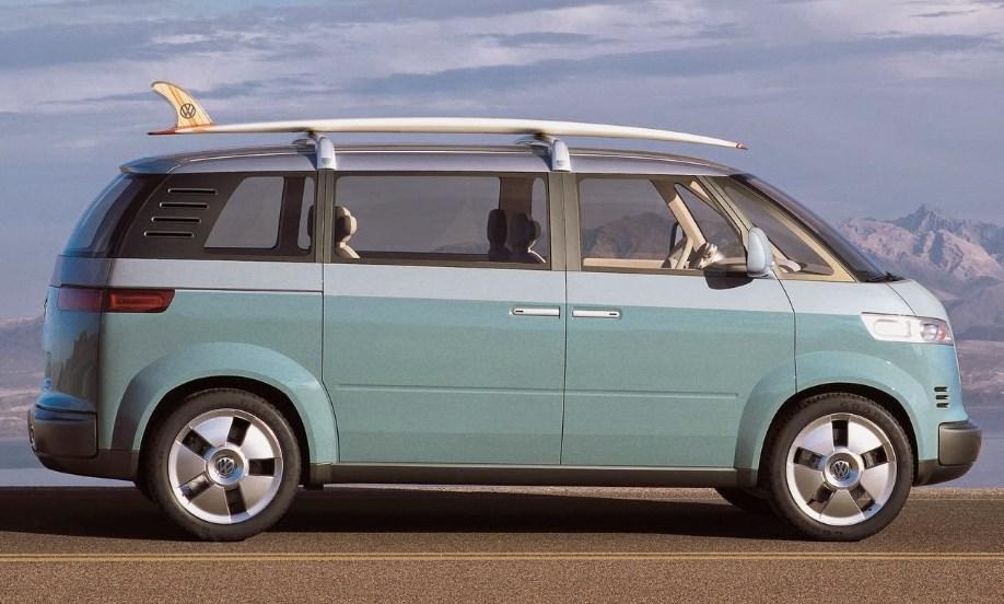 Volkswagen Minivan 2020 Exterior