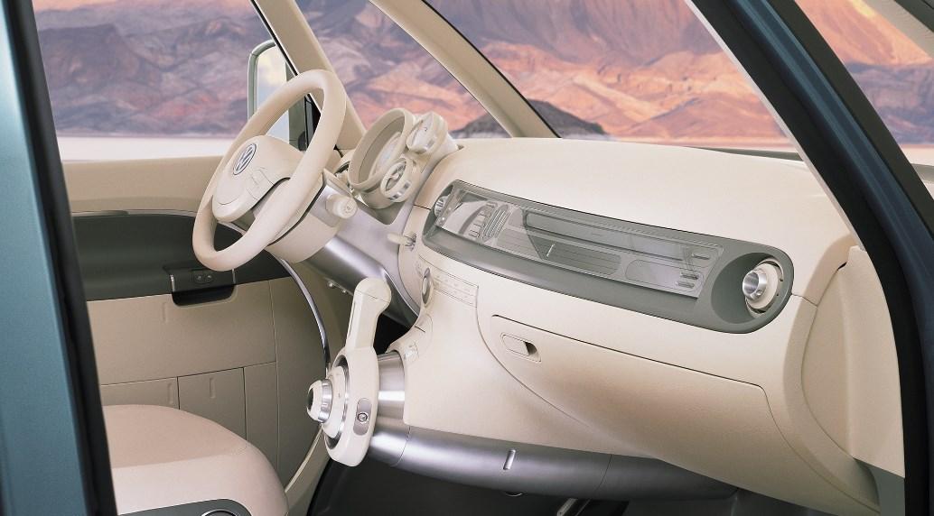 Volkswagen Minivan 2020 Interior