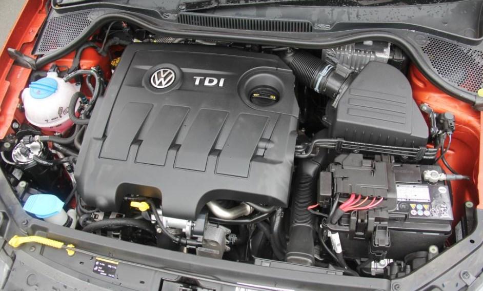 Volkswagen Up 2020 Engine
