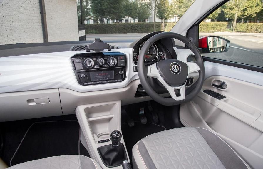 Volkswagen Up 2020 Interior