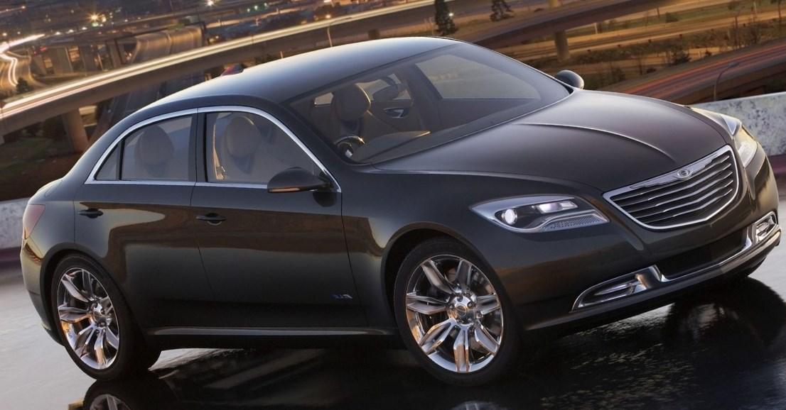 2019 Chrysler 200 Exterior