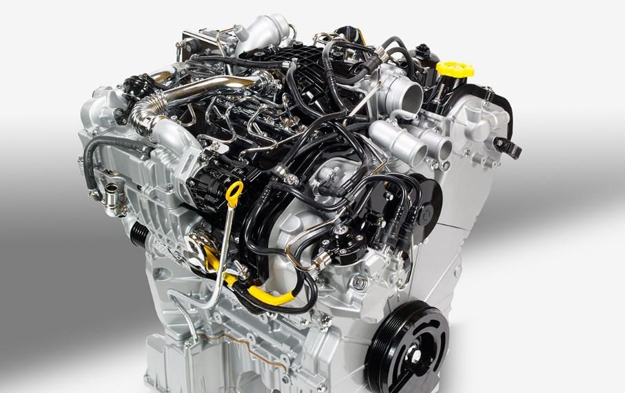 2019 Dodge 1500 Engine