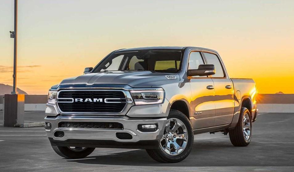 2019 Dodge 1500 Truck Exterior