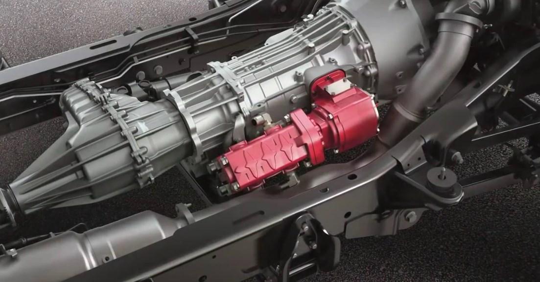 2019 Dodge 2500 Truck Engine