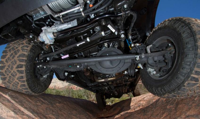 2019 Dodge 3500 Dually Engine