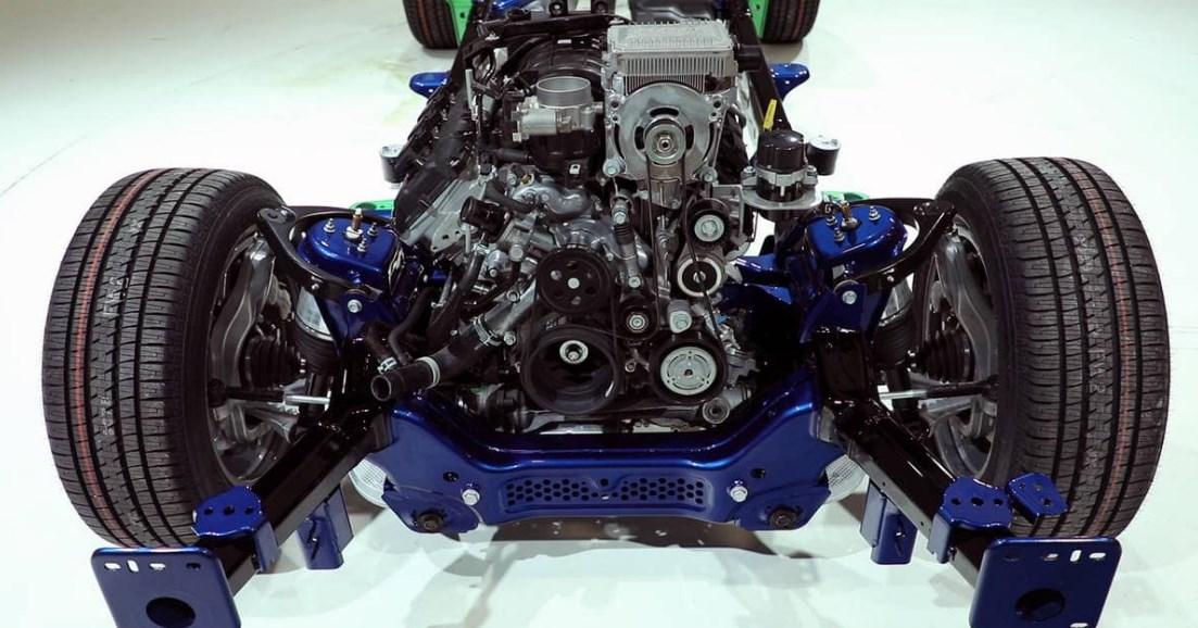2019 Dodge Diesel Engine
