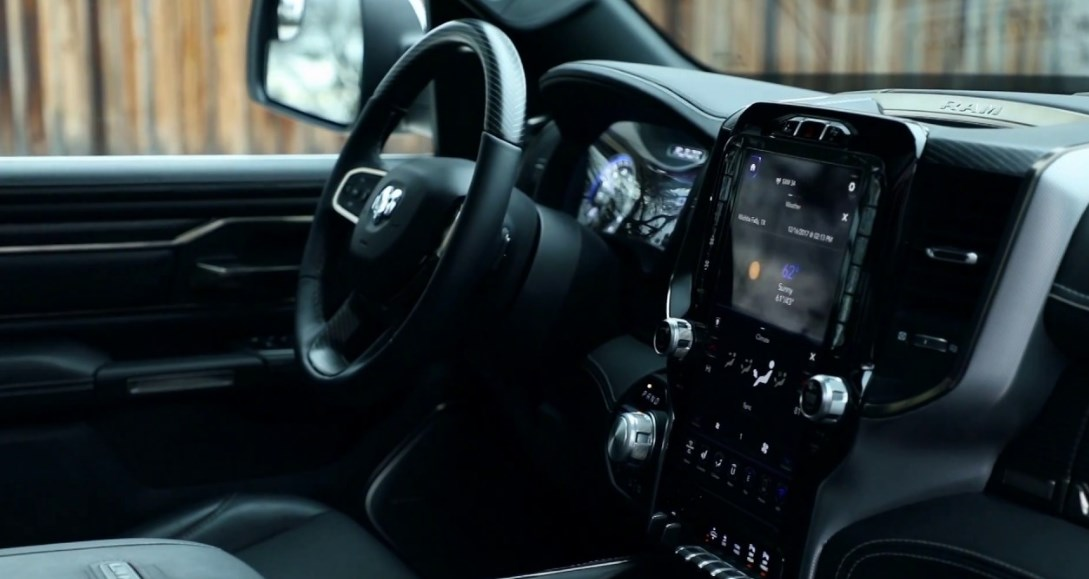 2019 Dodge Ecodiesel Interior
