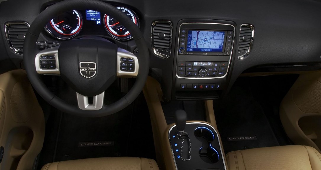 2019 Dodge Hybrid Interior