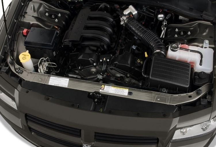 2019 Dodge Magnum Engine