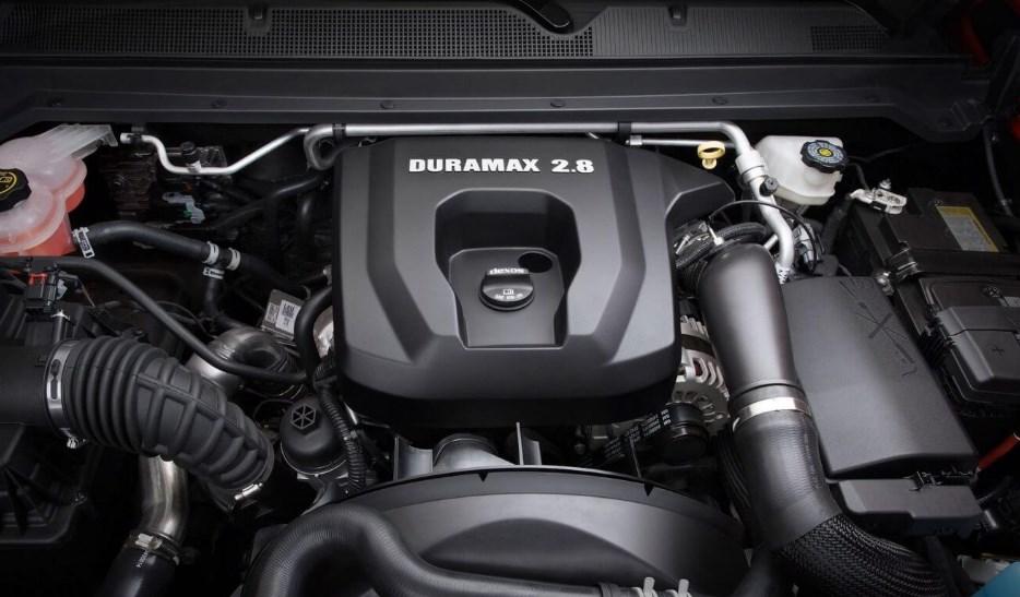 2019 Dodge Pickup Engine