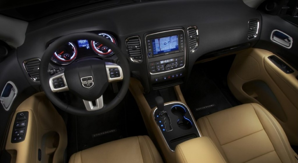 2019 Dodge Pickup Interior