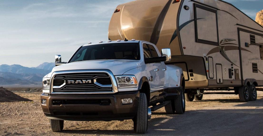 2019 Dodge Pickup Truck Exterior