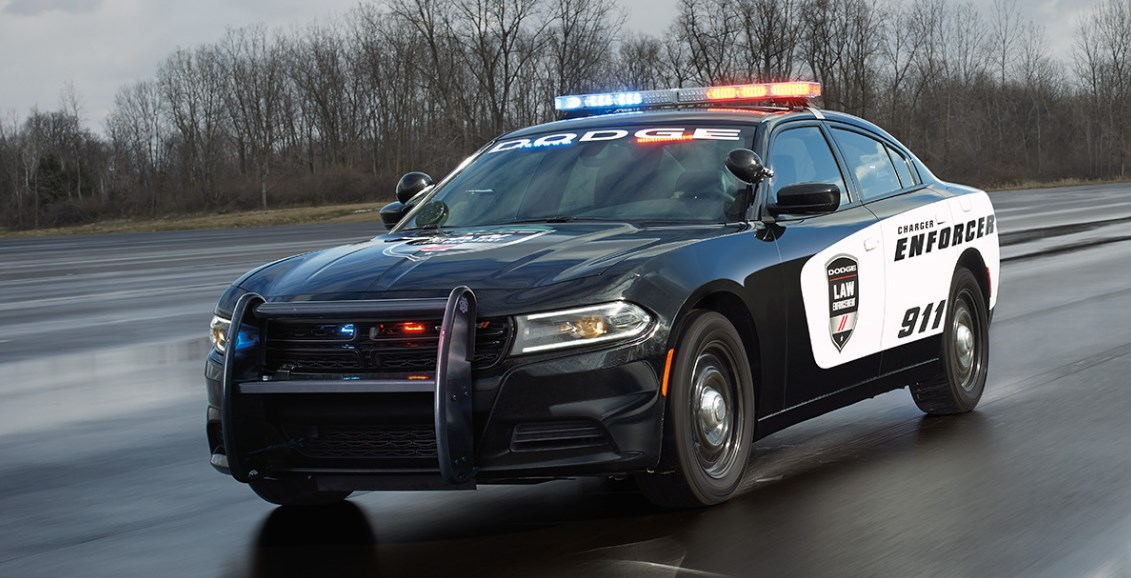 2019 Dodge Police Charger Exterior