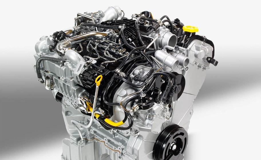 2019 Dodge Ram Diesel Engine