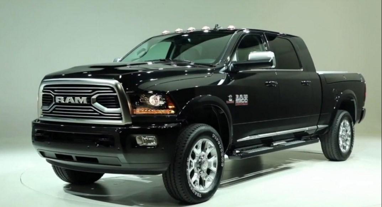 2019 Dodge Ram Diesel Exterior