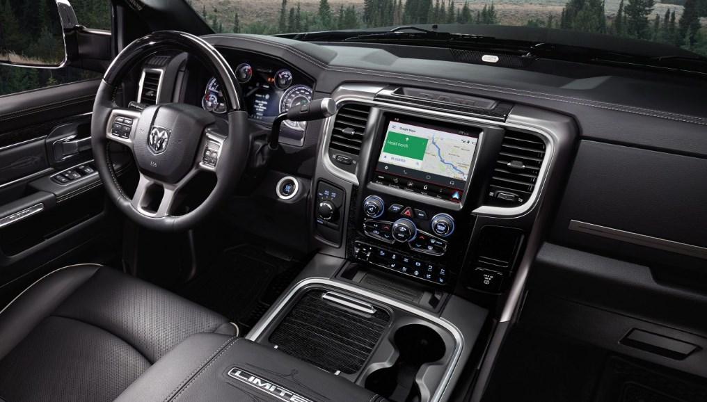 2019 Dodge Ram Diesel Interior