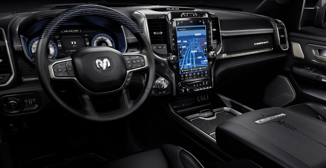 2019 Dodge Ram Pickup Interior