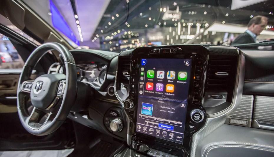 2019 Dodge Sport 1500 Interior