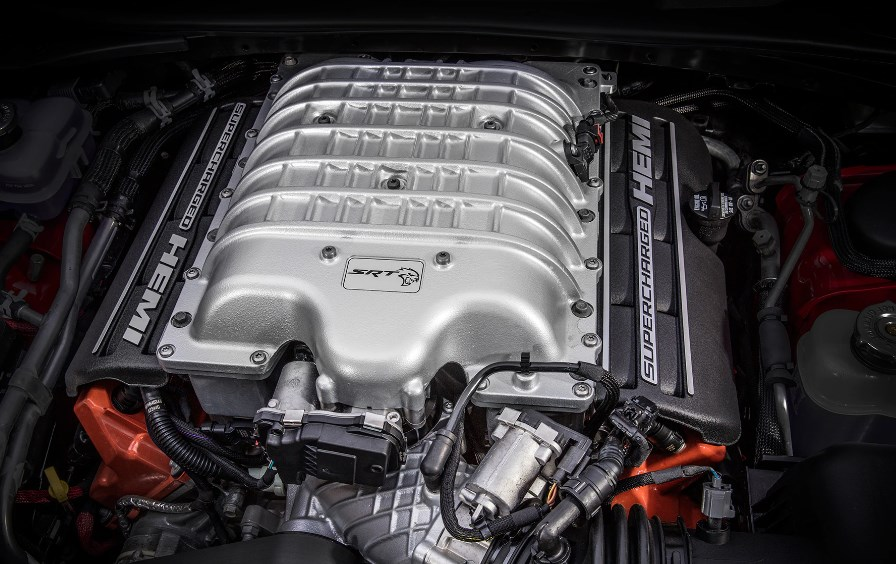2019 Dodge Stratus Engine