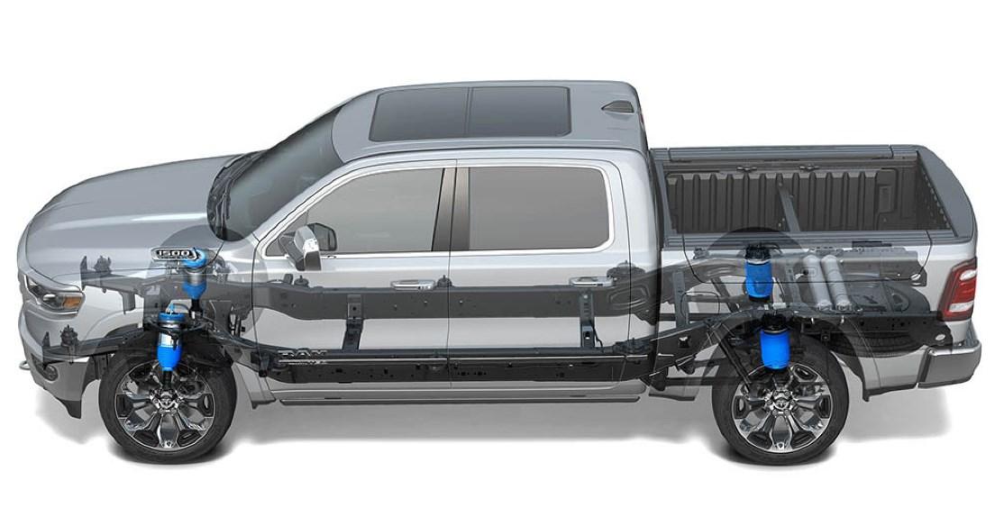 2019 Dodge Tradesman 1500 Engine
