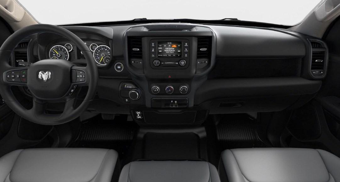 2019 Dodge Tradesman 1500 Interior
