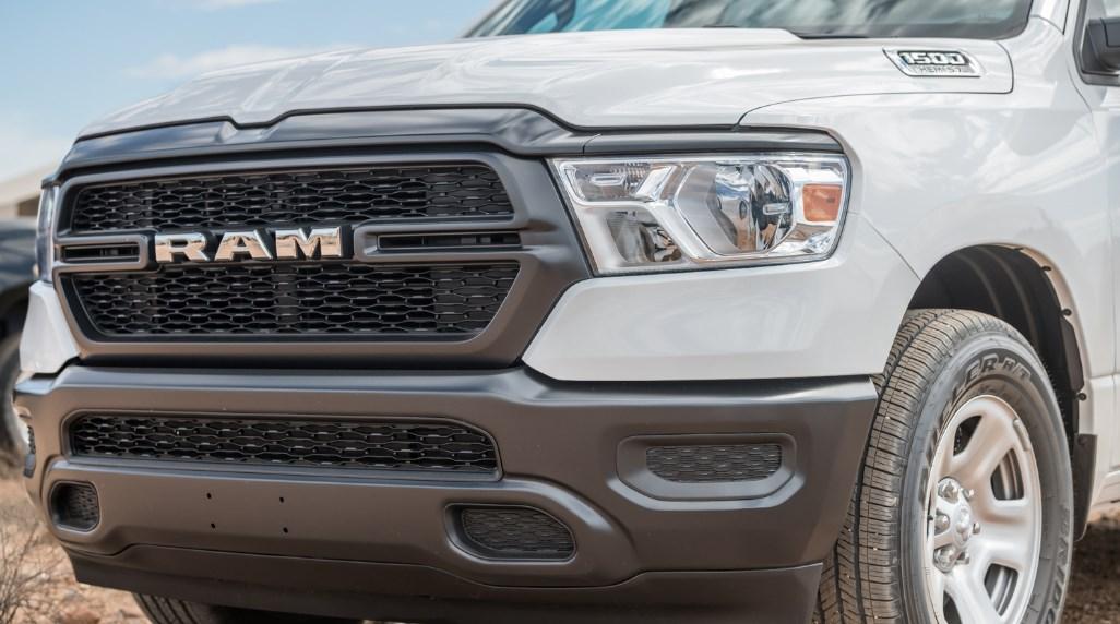 2019 Dodge Tradesman Exterior